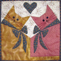 Here Kitty, Kitty Pattern_THUMBNAIL