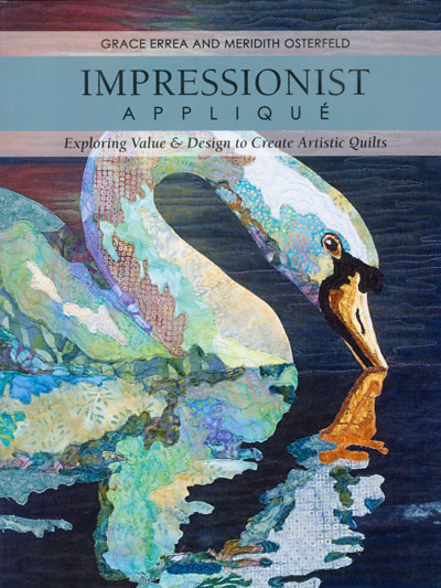 Impressionist Applique - by Grace Errea and Meridith Osterfeld