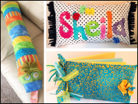 Summer Sew Fun Camp with Sheila