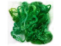 Kid Mohair — Kelly Green
