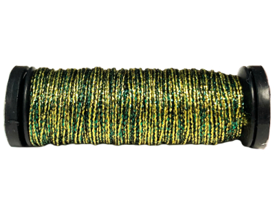 Kreinik #8 Braid - 5011 Elfin Green MAIN