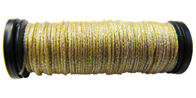 Kreinik #8 Braid - 5720 Golden Yellow_MAIN