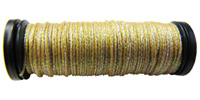 Kreinik #8 Braid - 5720 Golden Yellow