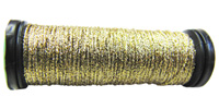 Kreinik #8 Braid - 002 Gold