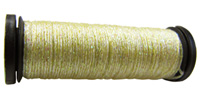 Kreinik #8 Braid - 9100 Light Yellow