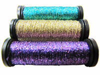 Kreinik Fine #8 Braid Metallic Thread