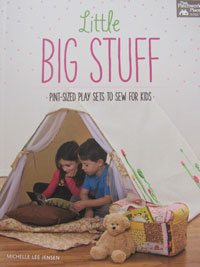 Little Big Stuff - by Michelle Lee Jensen
