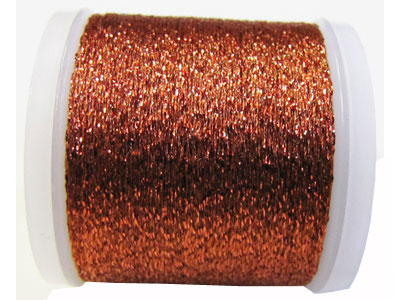 Madeira Thread - 28 Burnt Orange Sparkle