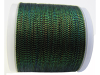 Madeira Thread - 490 Variegated Green with Brown