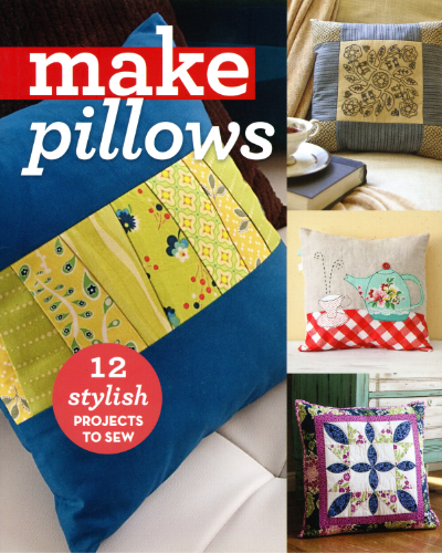Make Pillows – by Various Designers
