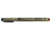 Pigma Micron 01 Brown