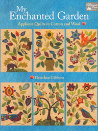 My Enchanted Garden - by Gretchen Gibbons