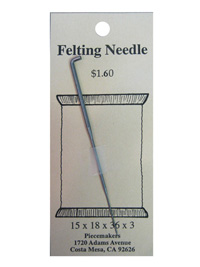 Piecemakers Felting Needle 38g