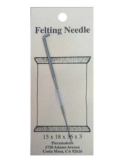 Piecemakers Felting Needle 36g