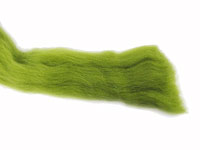 Lima Bean Wool Roving