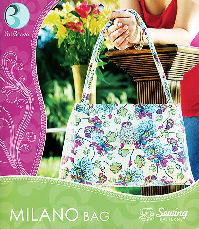 Milano Bag by Pat Bravo