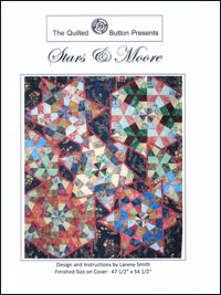 Stars & Moore by The Quilted Button