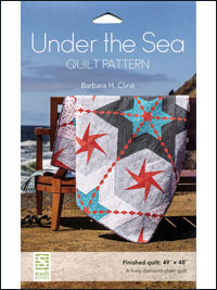 Under the Sea - Quilt Pattern by Barbara H. Cline