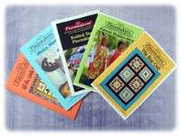 Patterns for Quilts, Wall Hangings, Aprons, Pincushions, Dolls and More