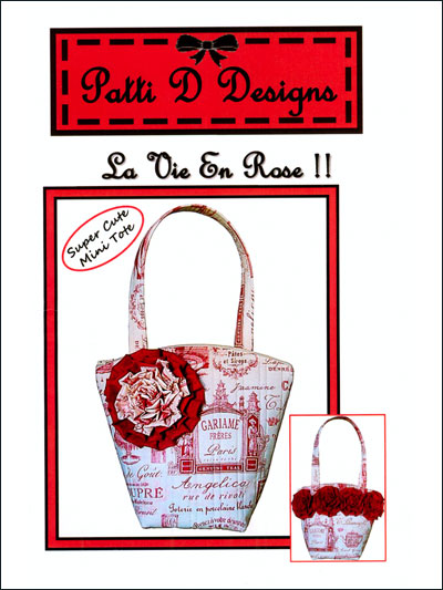 La Vie En Rose!! by Patti D Designs