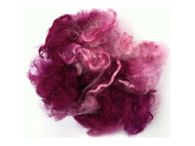 Kid Mohair — Plum