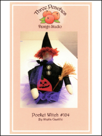 Pocket Witch #104 by Sheila Cautillo