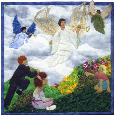 Calling All Angels Pattern
