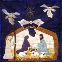 Hark, the Herald Angels Sing Pattern_THUMBNAIL