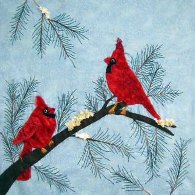 St. Louis Cardinals Pattern