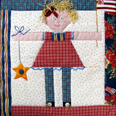 Yankee Doodle Dolly Pattern