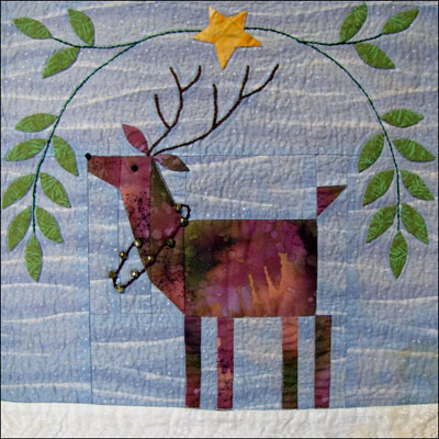 Hart of Christmas Pattern