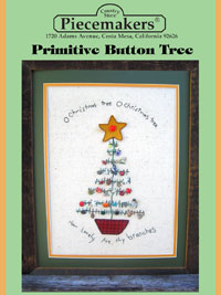 Primitive Button Tree