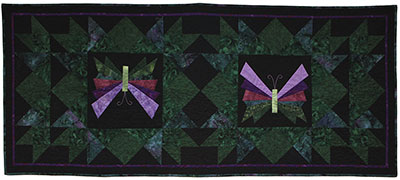 Butterfly Table Runner
