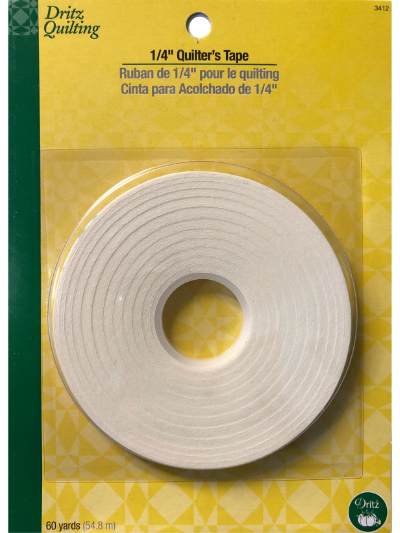 "Quilter's 1/4"" Tape"