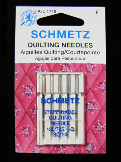Schmetz - Quilting Needles