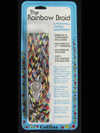 The Rainbow Braid