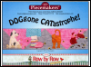 Piecemakers 2016 Row by Row Pattern – DOGgone CATastrophe Mini-Thumbnail