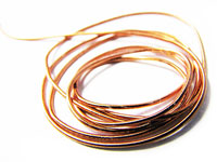 Fine Sadi Thread — Smooth Copper