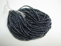 Seed Beads - Gunmetal Sphinx - 11/0