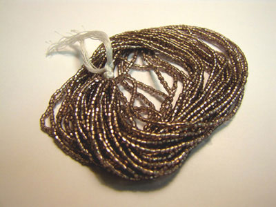 Seed Beads - Light Amethyst - 12/0