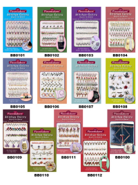 Stitches Galore: The Whole Collection – BB0100 thru BB0112 – FREE SHIPPING IN USA!_THUMBNAIL
