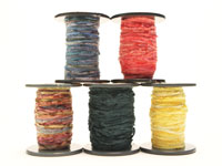 Silken Chenille by Thread Gatherer