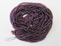Seed Beads - Silver Lined Amethyst - 11/0