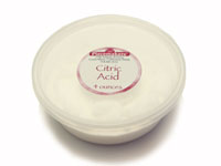 Citric  Acid — 4 ounces