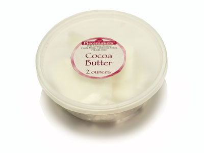 Cocoa Butter — 2 ounces