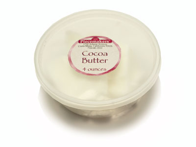 Cocoa Butter — 4 ounces