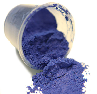 Soap Colorant — Blue Mica — 1/2 ounce