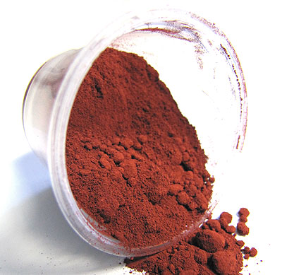 Soap Colorant — Red Iron Oxide — 1/2 ounce