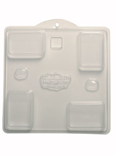 Soap Mold — Rectangles