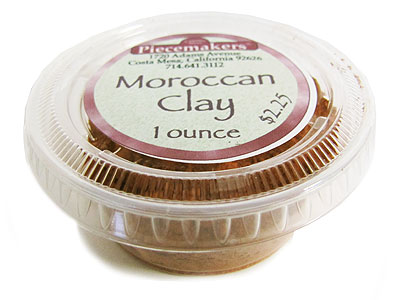 Moroccan Clay — 1 ounce